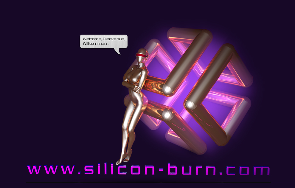 Silicon-Burn Welcome SGi Girl
